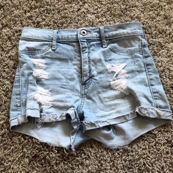 abercrombie kids Other - 3/$20 - Abercrombie Kids distressed denim shorts